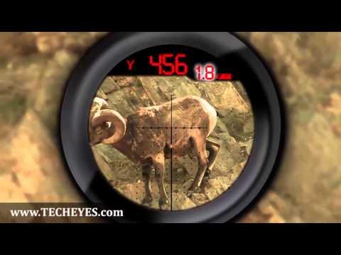 Burris Eliminator III Video Review by TECHEYES