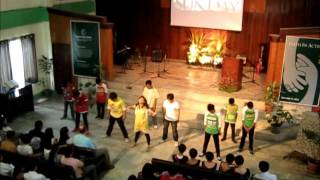 Like a Lion (God's not Dead) - ACTS (Artists for Christ Together in Service)
