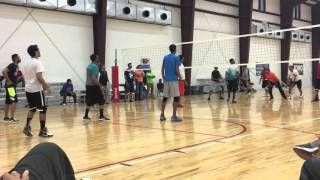 OKC Desi volleyball tournament at Joplin 2016 final