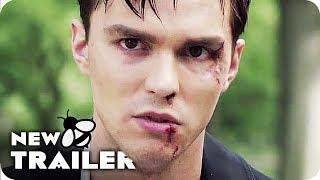 REBEL IN THE RYE Trailer (2017) Nicholas Hoult, Kevin Spacey Movie