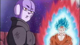 Goku vs Hit (finale) - Dragon Ball Super (English Dub)