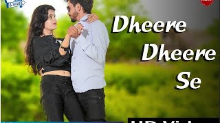 Dheere Dheere se   Heart touching   Swapneel Jaiswal   Aashiqui   Kumar Sanu   Sunil kirade