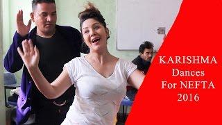 कान्छा नाजिरसँग करिश्माले दुबई तताउने | Karishma Dances For NEFTA 2016
