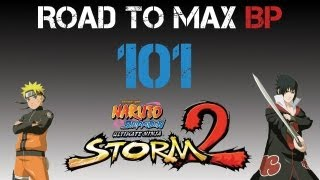 Naruto Shippuden Ultimate Ninja Storm 2 - 188 - Going for 9.999.999 BP [Part 101]