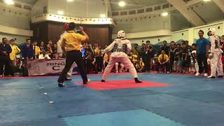 Taekwondo team Sparring MBW Open 2018