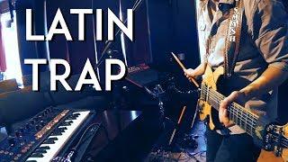 Latin Trap Instrumental Music Live