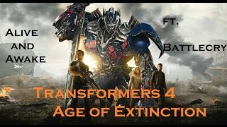 Transformers 4 : Alive and Awake