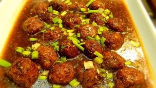 Vegetable Manchurian An Authentic Indo Chinese Recipe by Khana Manpasand