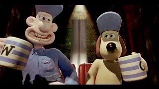 Wallace & Gromit: La Batalla de los Vegetales (2005) - Trailer Subtitulado