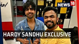 Harrdy Sandhu Unplugged | Singing, Dancing and Life Lessons, All in a Selfie Interview