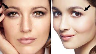 Eye Makeup Look For Hooded Eyes - Eye Makeup Tricks - Glamrs