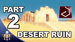 The Witness Walkthrough #2 - Desert Ruin Puzzle Solutions (Activating Desert Ruin Laser)