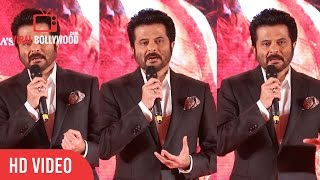 Anil kapoor Breaks Down | Tears In eyes | Mirzya Music Launch