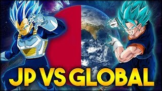 THE TRUTH ABOUT GLOBAL VS. JP! THE TRUTH EVERYONE NEEDS TO HEAR! (DBZ: Dokkan Battle)