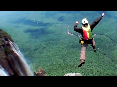Salto Ángel The Highest Waterfall in the World | BASE Tripping | Ep 10