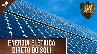 Como fazer um painel solar caseiro (Pt.1 - Apresentação e início de soldagem)