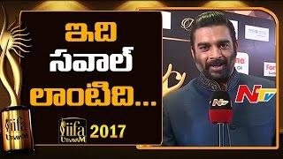 It is the Best Challenge to Saala Khadoos: R. Madhavan @ IIFA Utsavam || #IIFAUtsavam2017 || NTV
