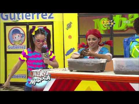 Orata Maruca Marquitos y Cipriano preparan pasteles