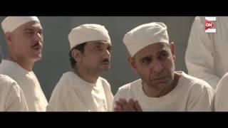 مسلسل الجماعة 2 - من داخل السجن رد فعل أعضاء الجماعة بعد مقتل قدوتهم الشيخ حسن البنا