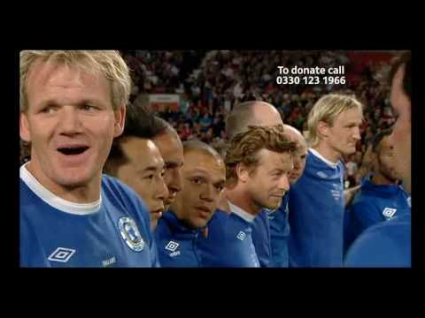 Soccer Aid 2010 Penalty Shoot Out Part 2