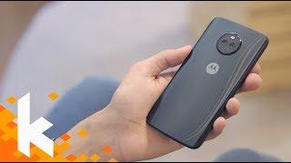 Überraschungs-Hit: Moto X4 Hands On!