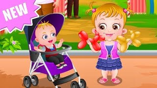 Baby Hazel Game Movie - Baby Hazel Carnival Fair - Dora the Explorer