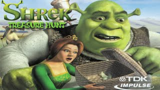 Shrek Treasure Hunt (2002) Full Game Complete - Juego Completo en ESPAÑOL (PS1)