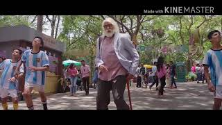 102 not out official teaser /amitabh bacachan and rishi kapoor /