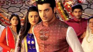 OMG!! Rishi Marries Tanvi in Kasam.
