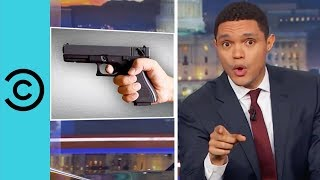 Gun Laws Are Turning New Yorkers Into Canadians | The Daily Show