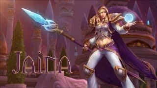 Heroes of the Storm: Jaina Trailer