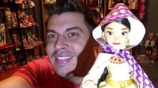 Disney Elena of Avalor Adventure princess doll review