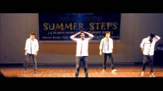 Brown Rang-Honey Singh/Rain Over Me-Pitbull |Dance Choreography By Nataraj Dance Academy,Jammu|
