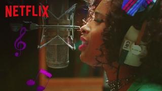 Sandy Wexler - MR. DJ canta com Jennifer Hudson e Ma$e - Só na Netflix