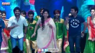 Nani, Sai Pallavi, DSP Dance on Stage @ MCA Pre Release Event