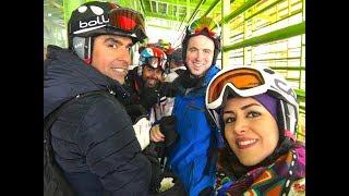 Real Iran: Skiing & snow in Dizin Tehran + information
