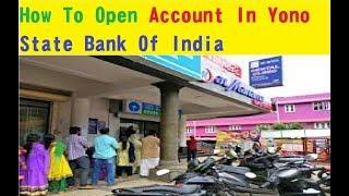 Yono SBI Account - How To Open Account