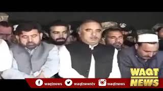 Shaheed SP Tahir Dawar's funeral prayer offered in Police Lines peshawar