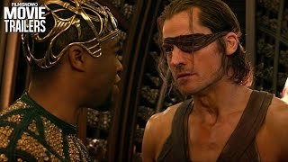 GODS OF EGYPT - New Clip 'I Outnumber You' [Action Adventure 2016]