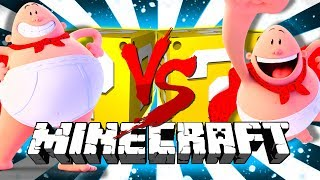 Minecraft: CAPTAIN UNDERPANTS LUCKY BLOCK CHALLENGE | THE HUNT FOR THE UNDIES!!