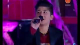 Mirmafton & Mohammadreza MaftonTO Padar Jan Mani Live In Khurshid Tv(Didar Music)میرمفتون و پسرش