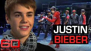 Early interview 17-year-old Justin Bieber   60 Minutes Australia