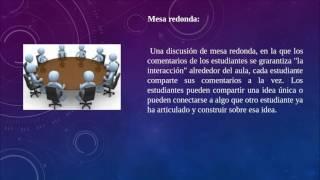 Intervención Pedagogica_ Estrategia Comprensión_Discusiones grupales