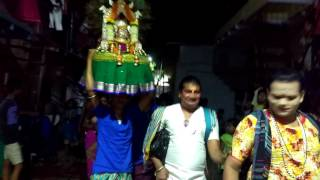 Yallama devi ka chabina thane santosh Guru (bhau) and chele