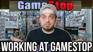 GameStop Employee: My Tale of Terror   RGT 85