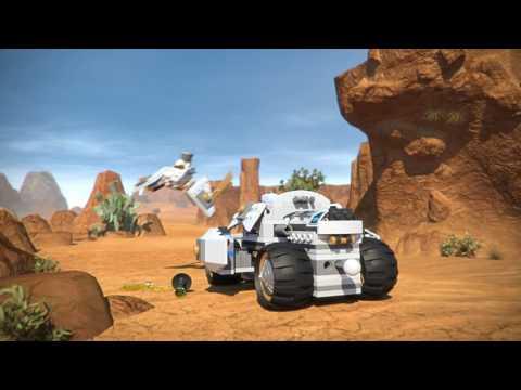 Titanium Ninja Tumbler - LEGO Ninjago -  Product Animation 70588