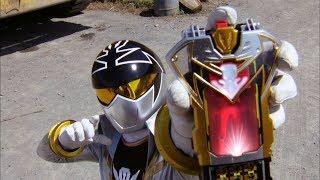 Power Rangers - Neo-Saban Sixth Rangers Zords   Samurai, Megaforce, Dino Charge & Ninja Steel