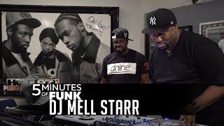 #5MinutesOfFunk009 | DJ Mell Starr