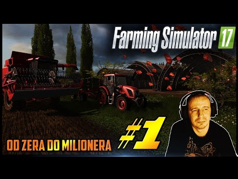 watch ✮Farming Symulator 2017/Od Zera do Milionera/#1✮