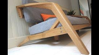 Making an Oak Sofa